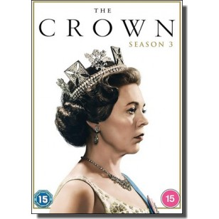 The Crown: Season 3 [4DVD]