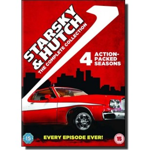 Starsky and Hutch: The Complete Collection [20DVD]