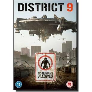 District 9 [DVD]