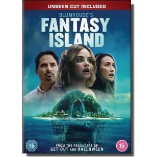 Blumhouse's Fantasy Island [DVD]