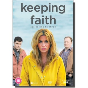 Keeping Faith: Series 1-3 [6xDVD]