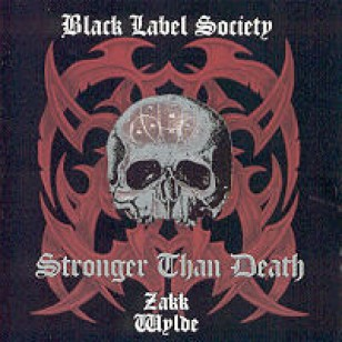 Stronger Than Death [CD]