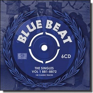 Blue Beat - The Singles Vol. 1 BB1-BB72 [6CD]