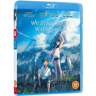 Weathering with You | Tenki no ko [Blu-ray]