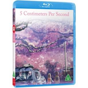 5 Centimeters Per Second [Blu-ray]