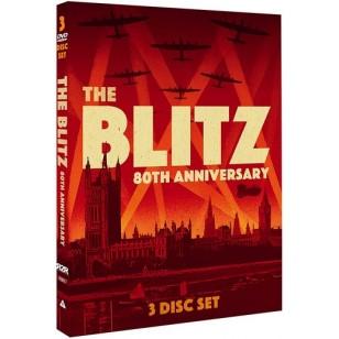 The Blitz - 80th Anniversary Boxset [3DVD]