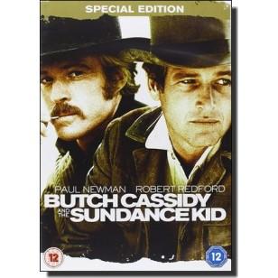 Butch Cassidy and the Sundance Kid [DVD]
