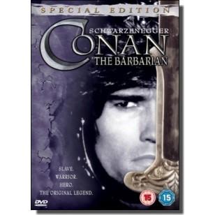 Conan the Barbarian [DVD]