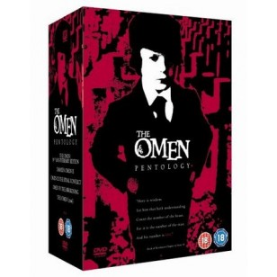 The Omen Pentology [6DVD]