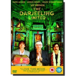 The Darjeeling Limited [DVD]