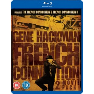 The French Connection + French Connection II [2x Blu-ray]