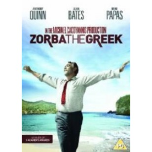 Zorba the Greek [DVD]