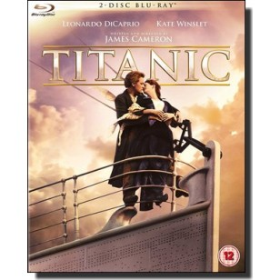 Titanic [2Blu-ray]