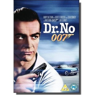 James Bond - Dr. No [DVD]
