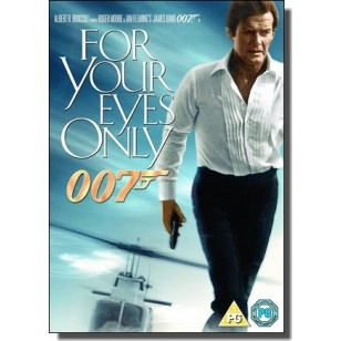 James Bond - For Your Eyes Only [DVD]