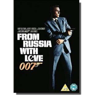 James Bond - From Russia With Love [DVD]