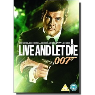 James Bond - Live and Let Die [DVD]
