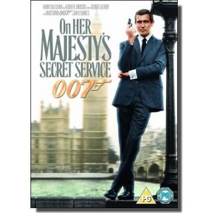 James Bond - On Her Majesty's Secret Service [DVD]