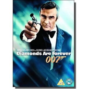 James Bond - Diamonds are Forever [DVD]