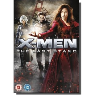 X-Men: The Last Stand [DVD]