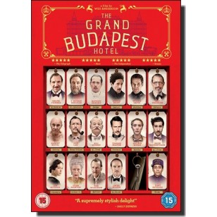 The Grand Budapest Hotel [DVD]