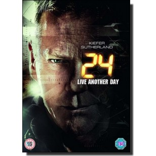 24: Live Another Day [4DVD]