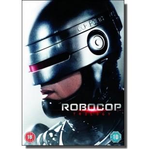 RoboCop Trilogy [3x DVD]