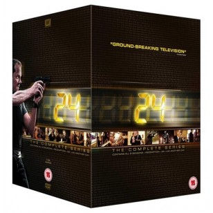 24: The Complete Series [53DVD]