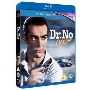James Bond - Dr. No [Blu-ray]