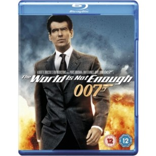 James Bond - The World is Not Enough [Blu-ray]