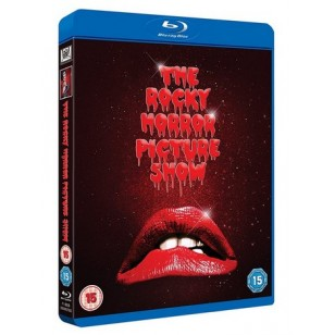 The Rocky Horror Picture Show [40th Anniversary Edition] [Blu-ray]