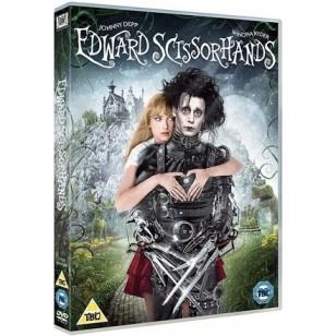Edward Scissorhands [DVD]