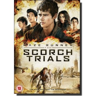 Maze Runner: The Scorch Trials [DVD]