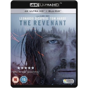 The Revenant [4K UHD+Blu-ray]