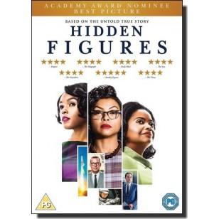 Hidden Figures [DVD]