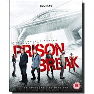 Prison Break: The Complete Series - Seasons 1-5 [25Blu-ray]