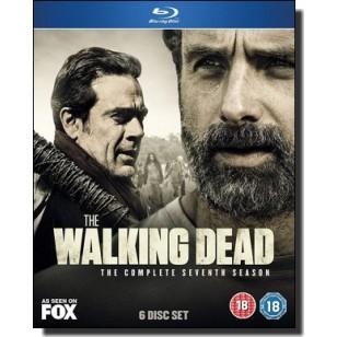 The Walking Dead: The Complete Seventh Season [6Blu-ray]