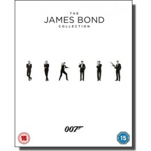James Bond Collection 2015 [24x Blu-ray]