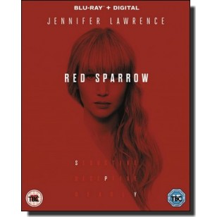 Red Sparrow [Blu-ray+DL]