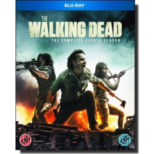 The Walking Dead: The Complete Eighth Season [5Blu-ray]
