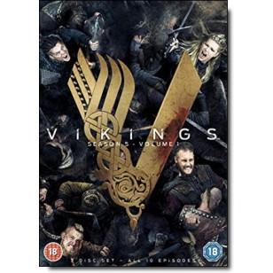 Vikings: Season 5.1 [3DVD]