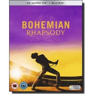 Bohemian Rhapsody [4K UHD+Blu-ray]