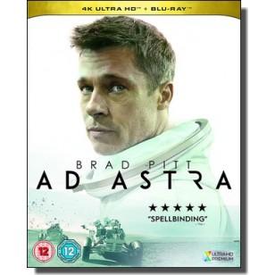 Ad Astra [4K UHD+ Blu-ray]