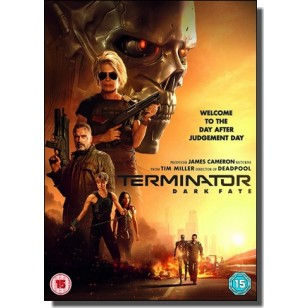 Terminator: Dark Fate [DVD]