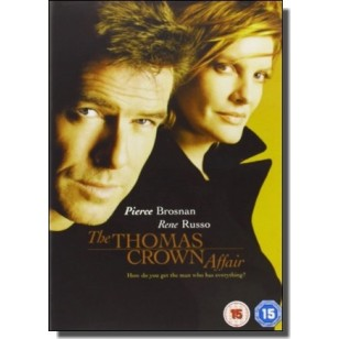 The Thomas Crown Affair [DVD]