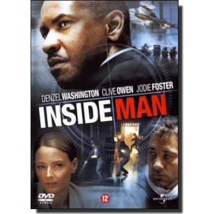 Inside Man [DVD]