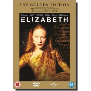 Elizabeth: The Golden Age [DVD]