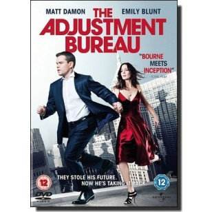 The Adjustment Bureau [DVD]