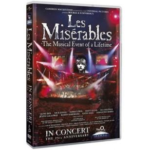 Les Misérables: In Concert - 25th Anniversary Show [DVD]