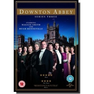 Downton Abbey - Series 3 [3DVD]
